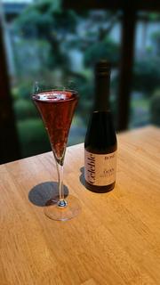 Wine Menu ノンアルコールスパークリングワイン