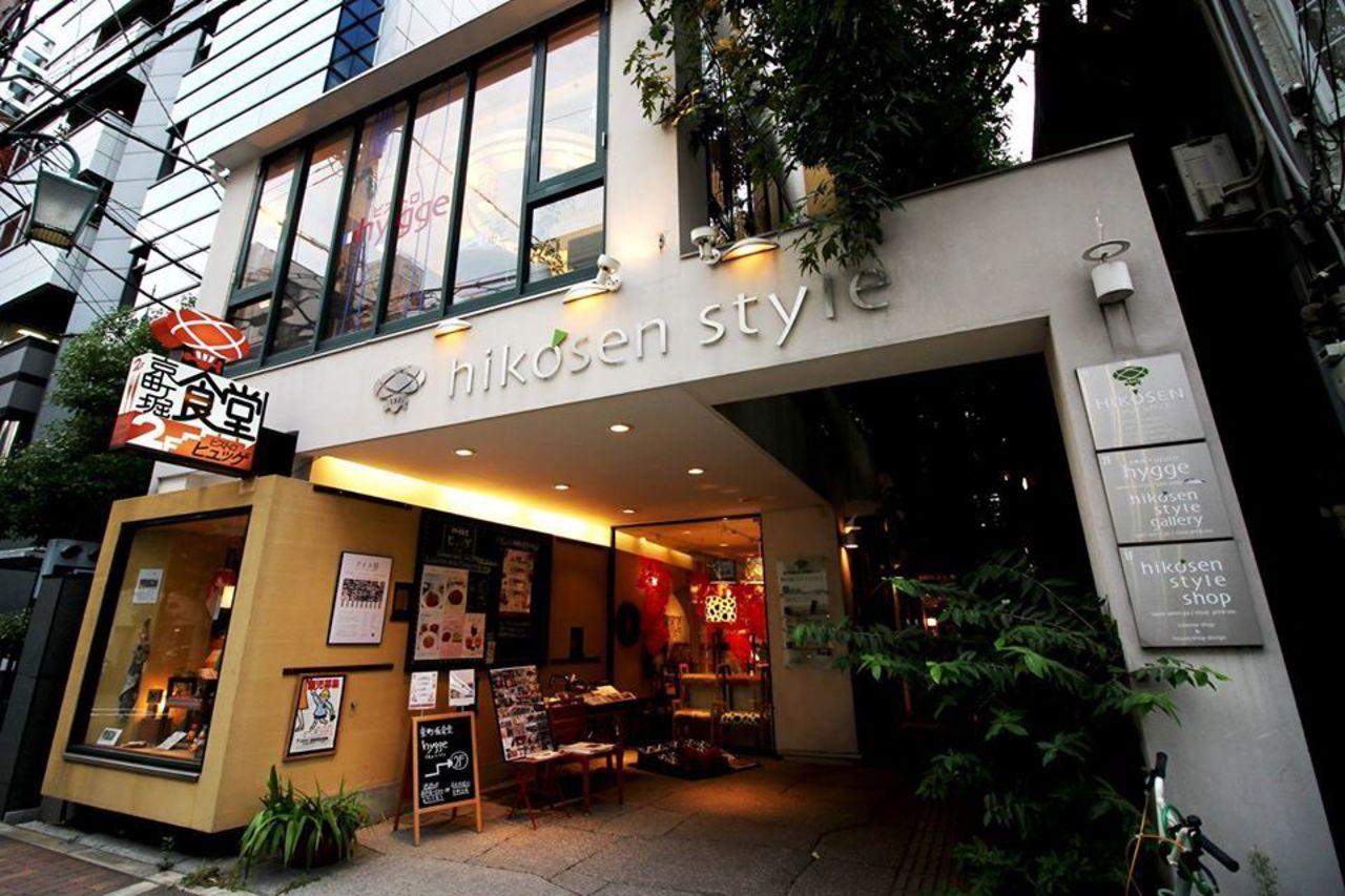 【 飛行船スタイル 】インテリアショップ&ギャラリー(大阪市西区)