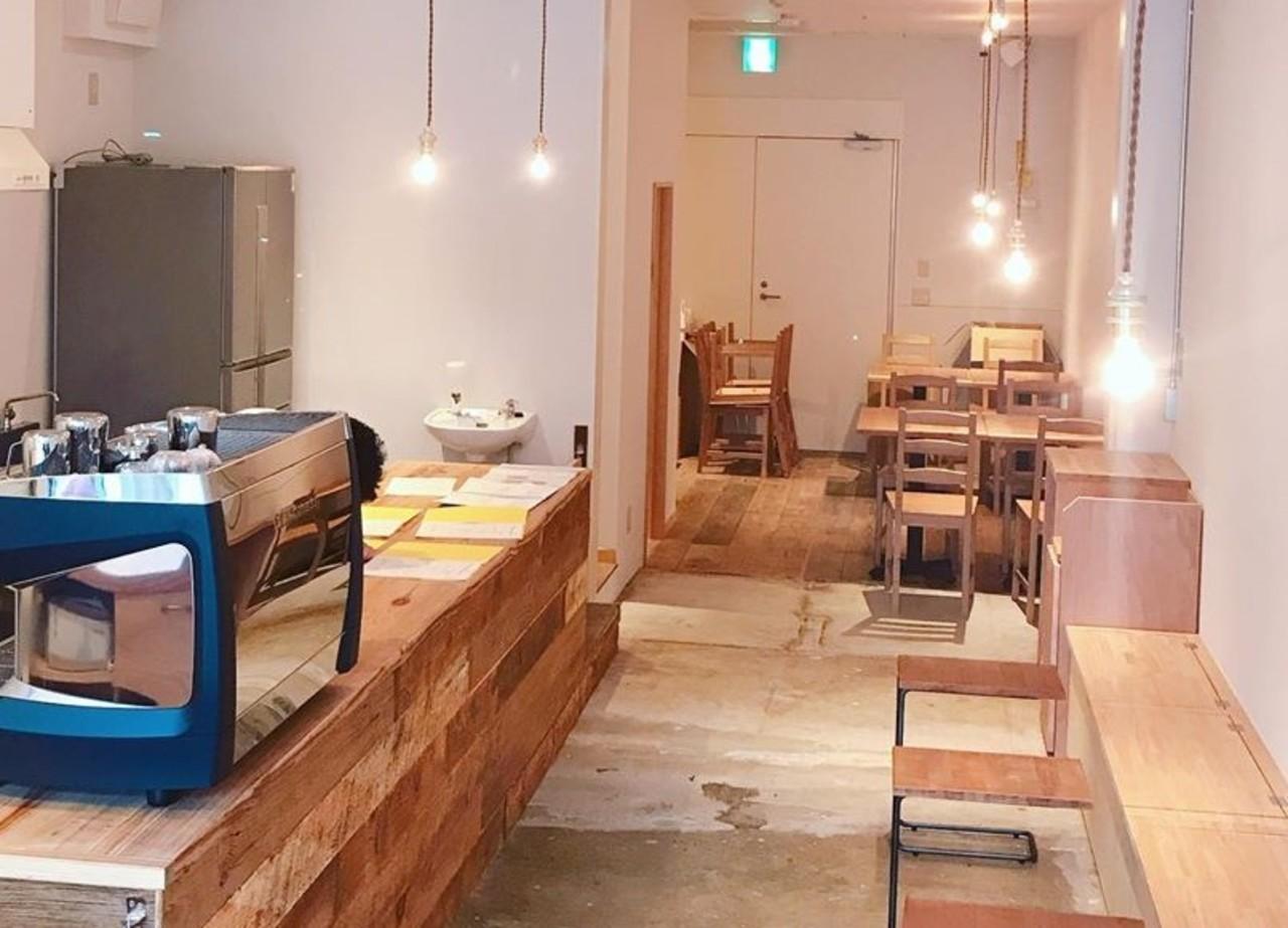 祝!8/7.GrandOpen『cafe and』(千葉市中央区)