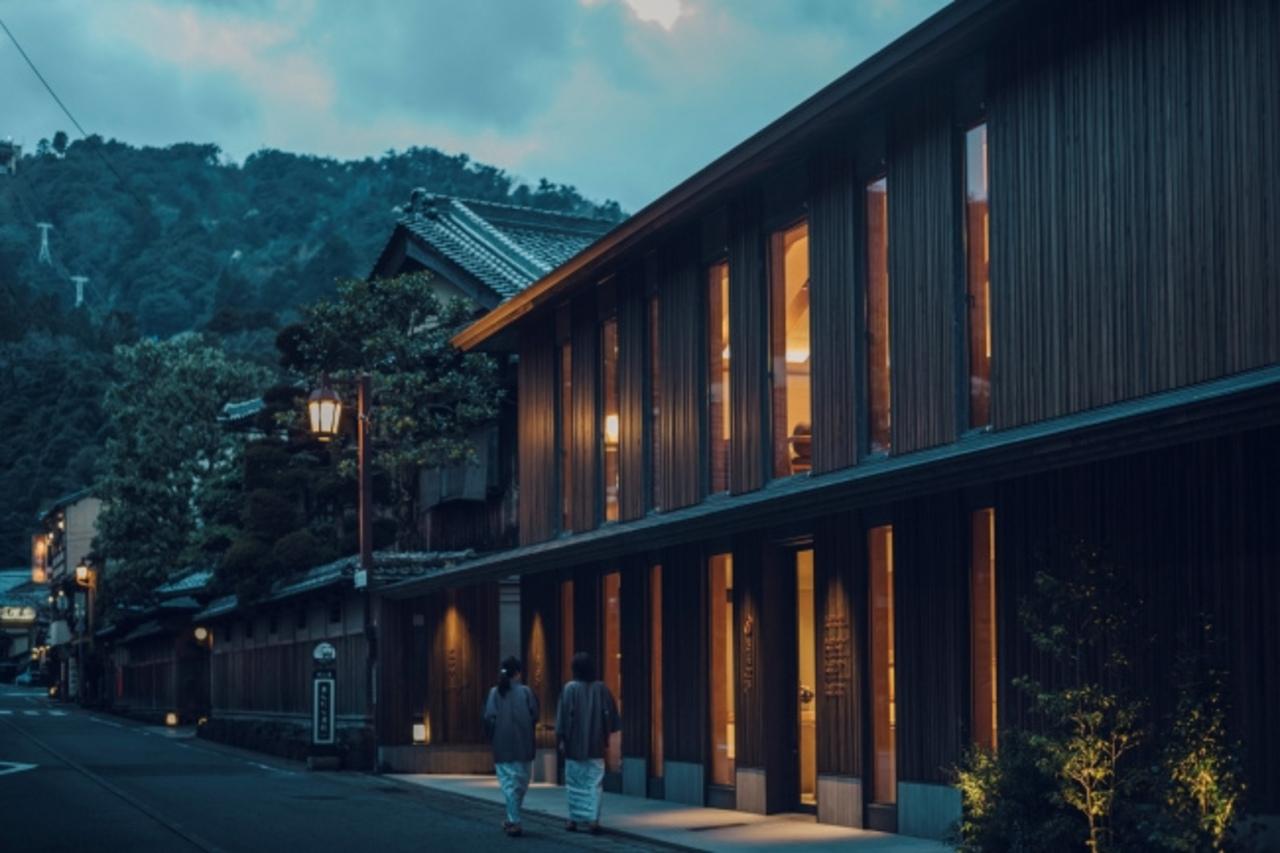 城崎温泉に西村屋本館が伝える豊かな但馬の食文化「さんぽう西村屋 本店」グランドオープン!