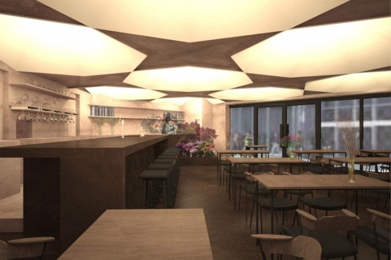 福岡市東区香椎照葉の新商業施設アイランドアイにカフェ「ネネン薬膳と花」3月27日オープン!