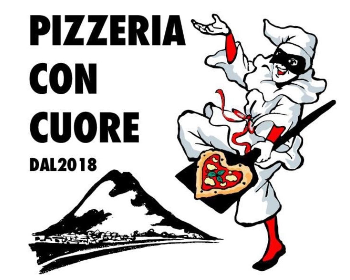 ナポリピッツァとイタリア料理...丸亀市飯野町東二に『ピッツェリアコンクオーレ』7月28日オープン。