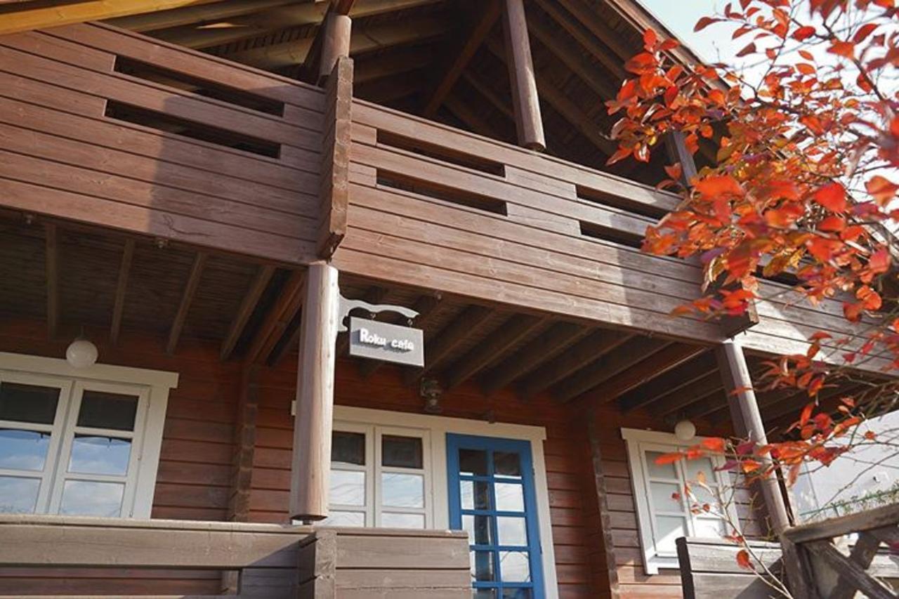静岡県富士市三沢に「ロクカフェ」が本日オープンされたようです。