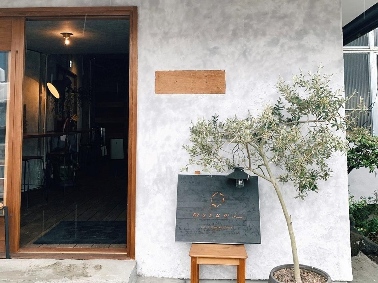 祝!4/29移転プレopen『ムスミ』カフェ(宮崎県小林市)