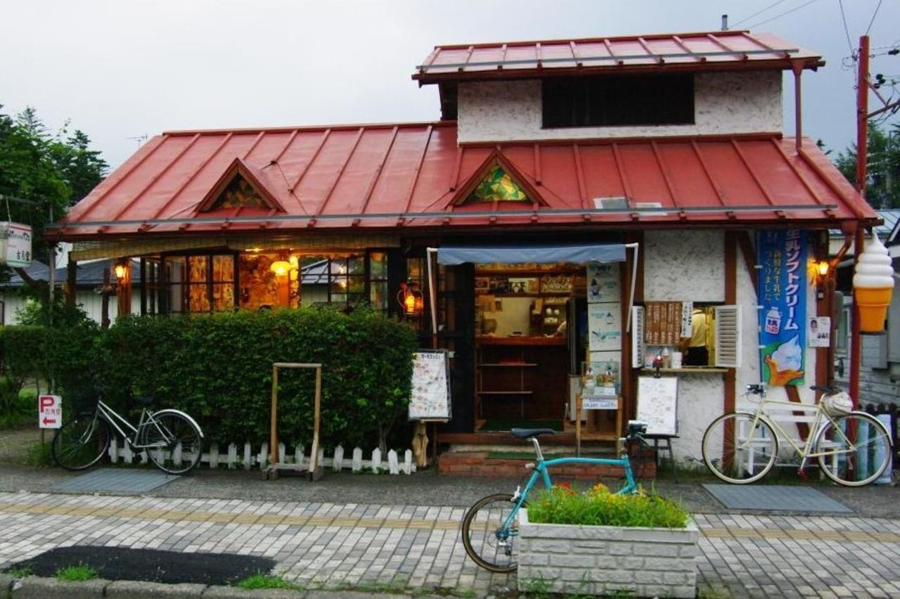 軽井沢シンドロームで主人公のたまり場だった喫茶店「古月堂」9/2に閉店されたようです。