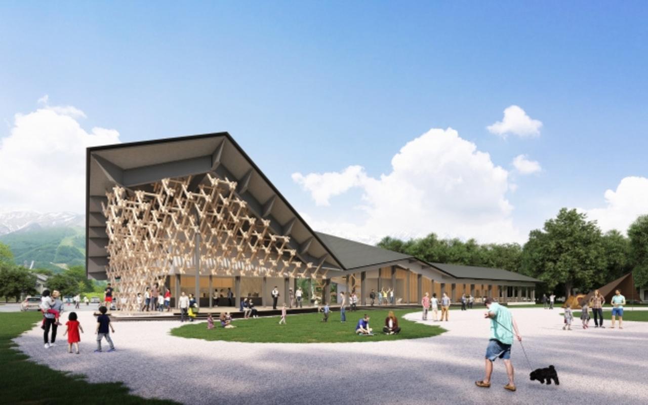 長野県白馬村にスノーピーク新業態となる店舗と野遊びが融合する新たな「体験型施設」が2020年春開業!