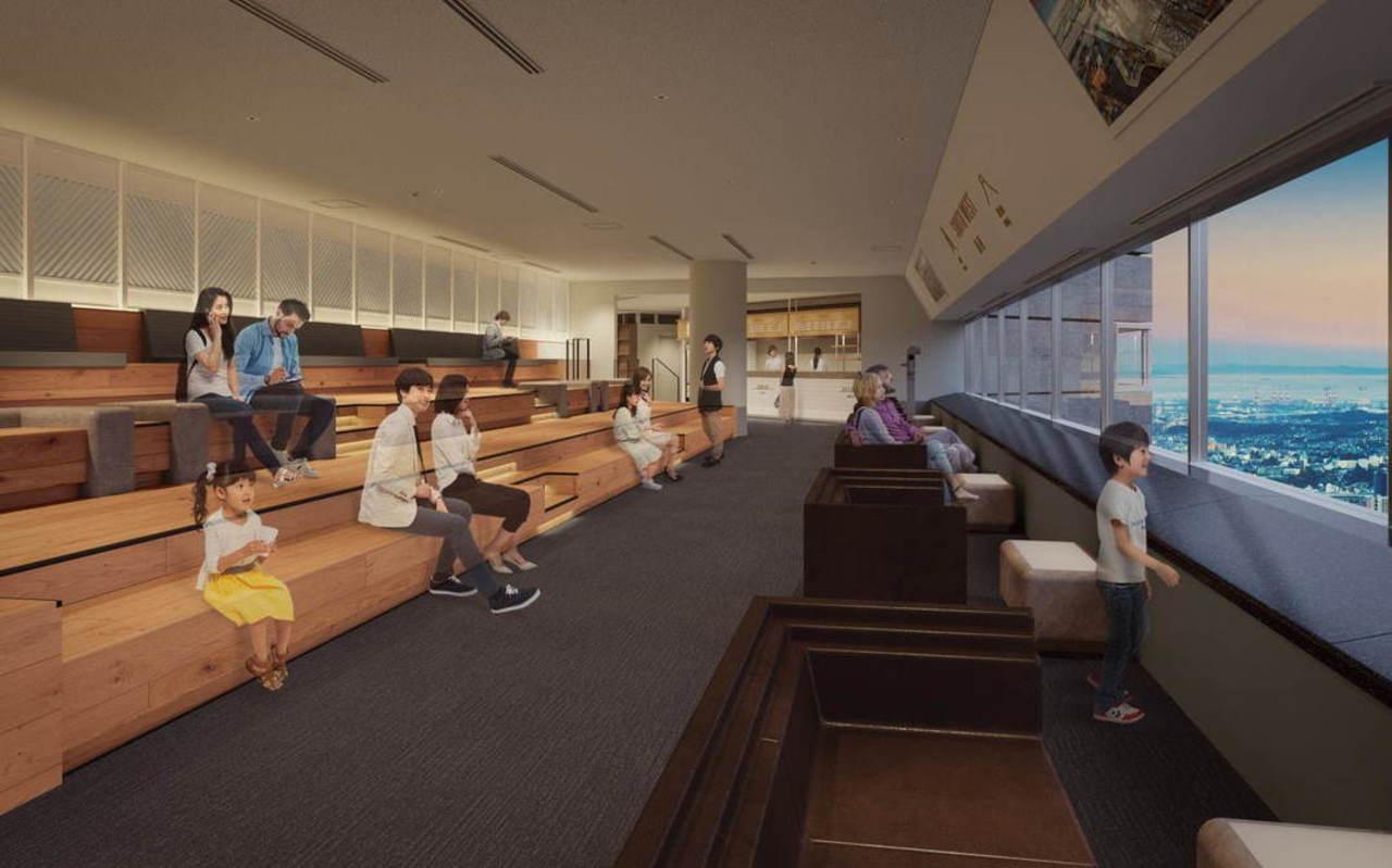 横浜ランドマークタワー69F展望フロア「スカイガーデン」4/25リニューアルオープン