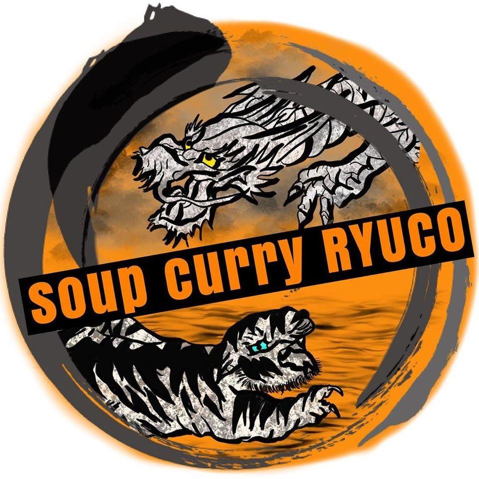 北海道函館市JR函館駅前ハコビバ内に「スープカレー龍虎」が本日グランドオープンのようです。
