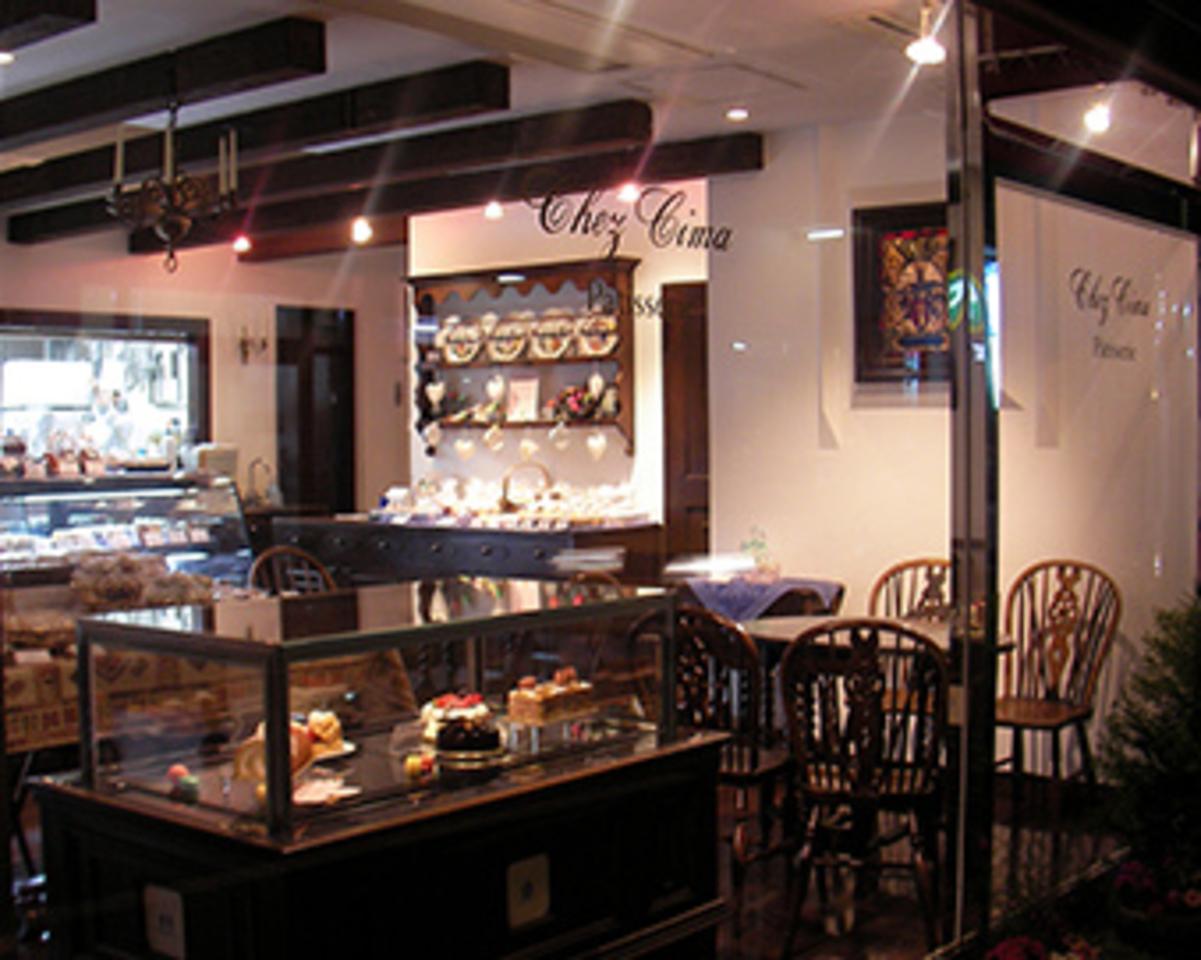 千代田区九段南のフランス菓子「シェ・シーマ市ヶ谷本店」8/10に閉店されたようです。