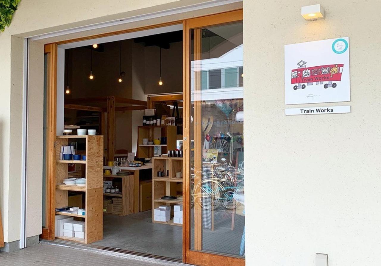 【 house 】器と雑貨のお店(徳島県徳島市)