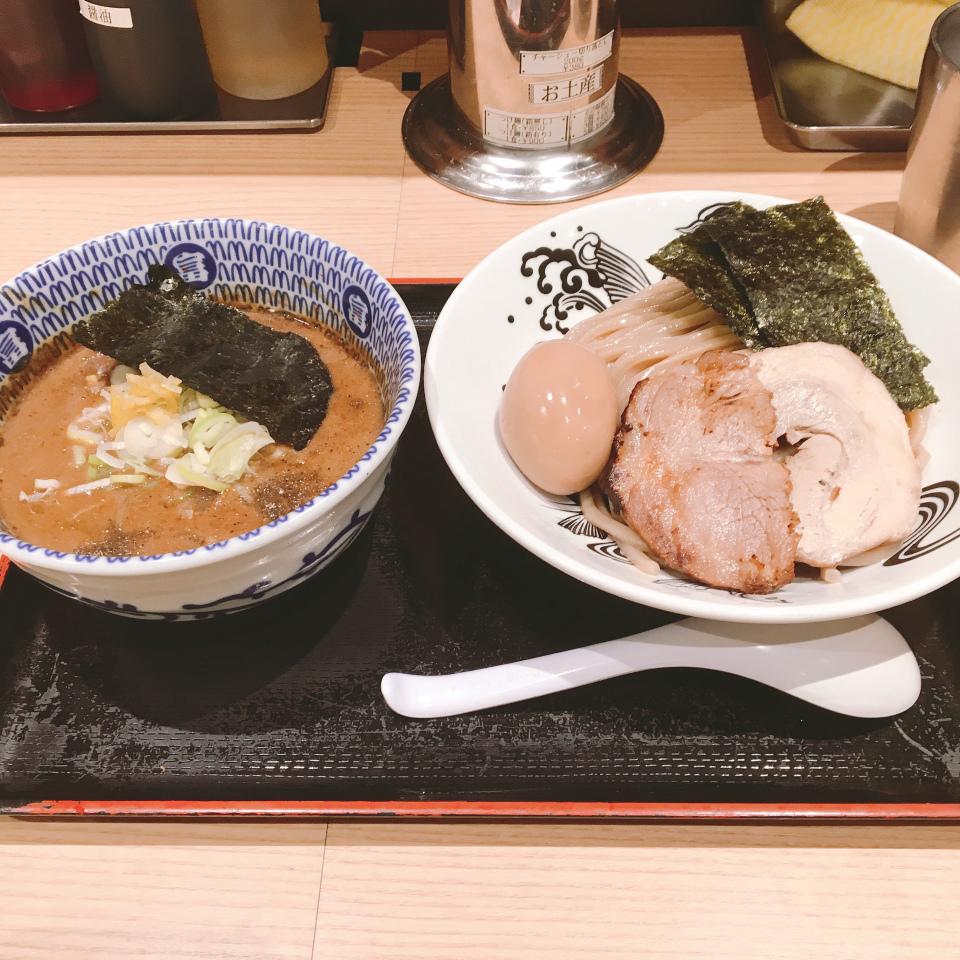 [千葉駅]松戸富田麺業