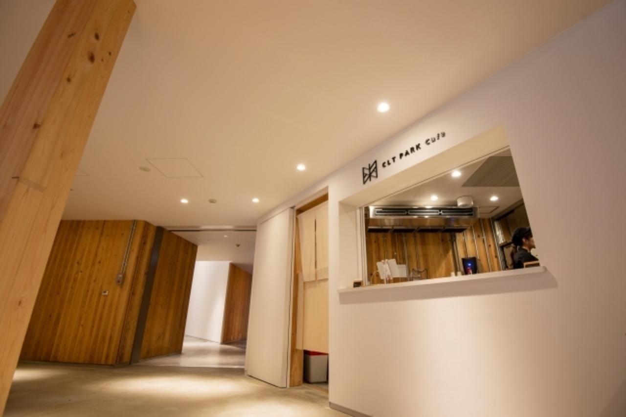 東京都中央区晴海のCLTパーク晴海内に「CLTパークカフェ」オープン!
