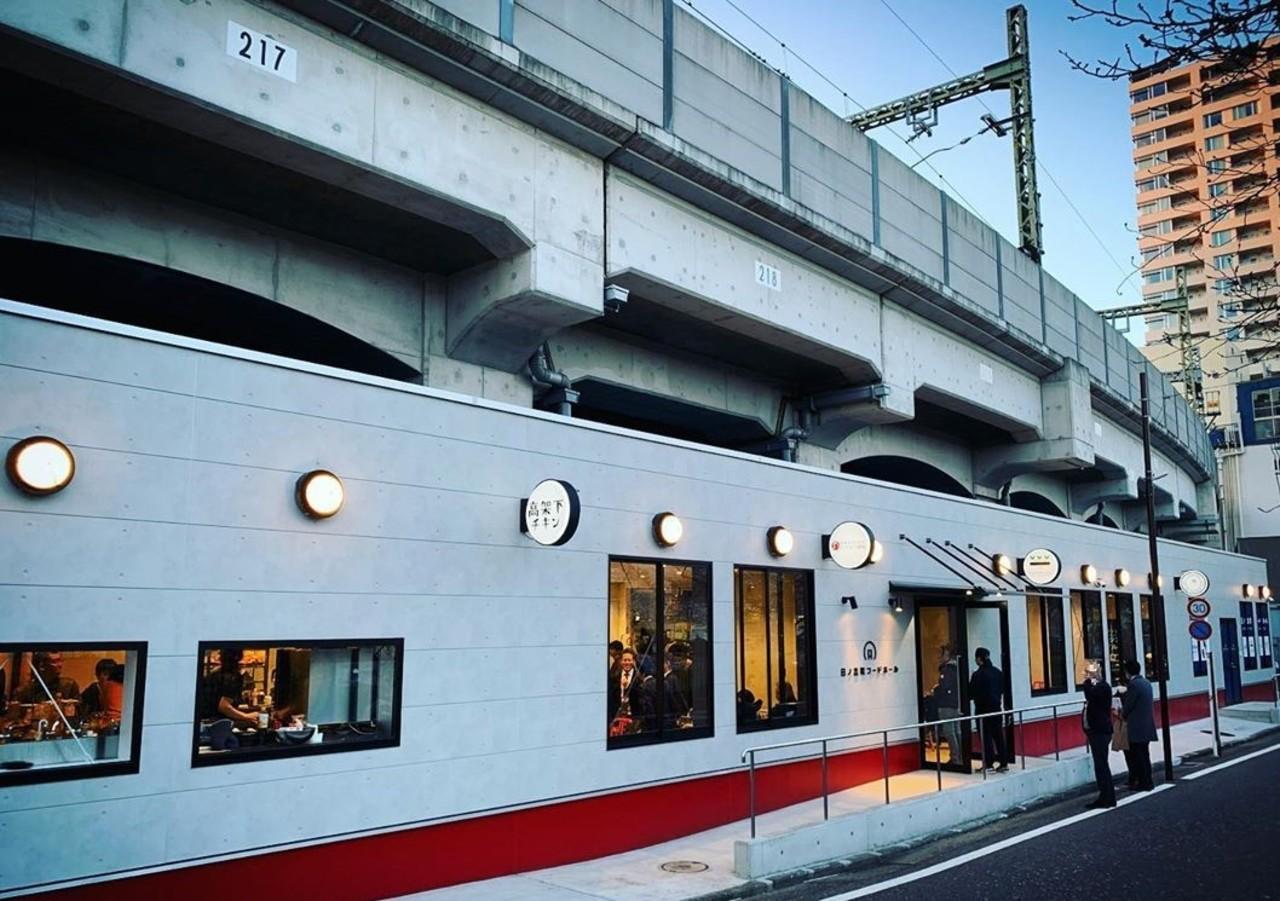 祝!3/26.GrandOpen『日ノ出町フードホール』複合飲食施設(横浜市中区)