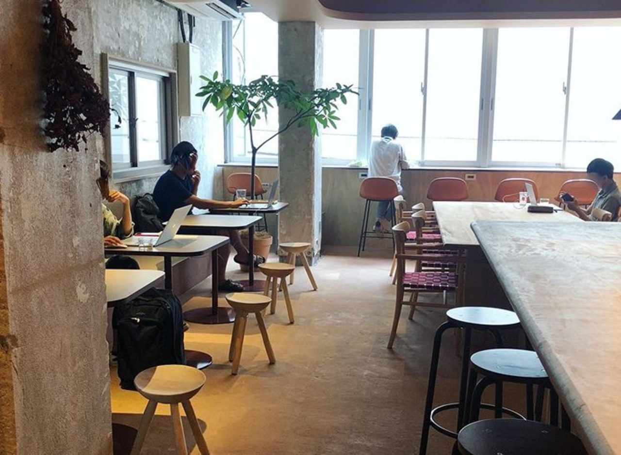 三茶を楽しむ茶やと仕事場...東京都世田谷区太子堂2丁目に『三茶ワーク』オープン