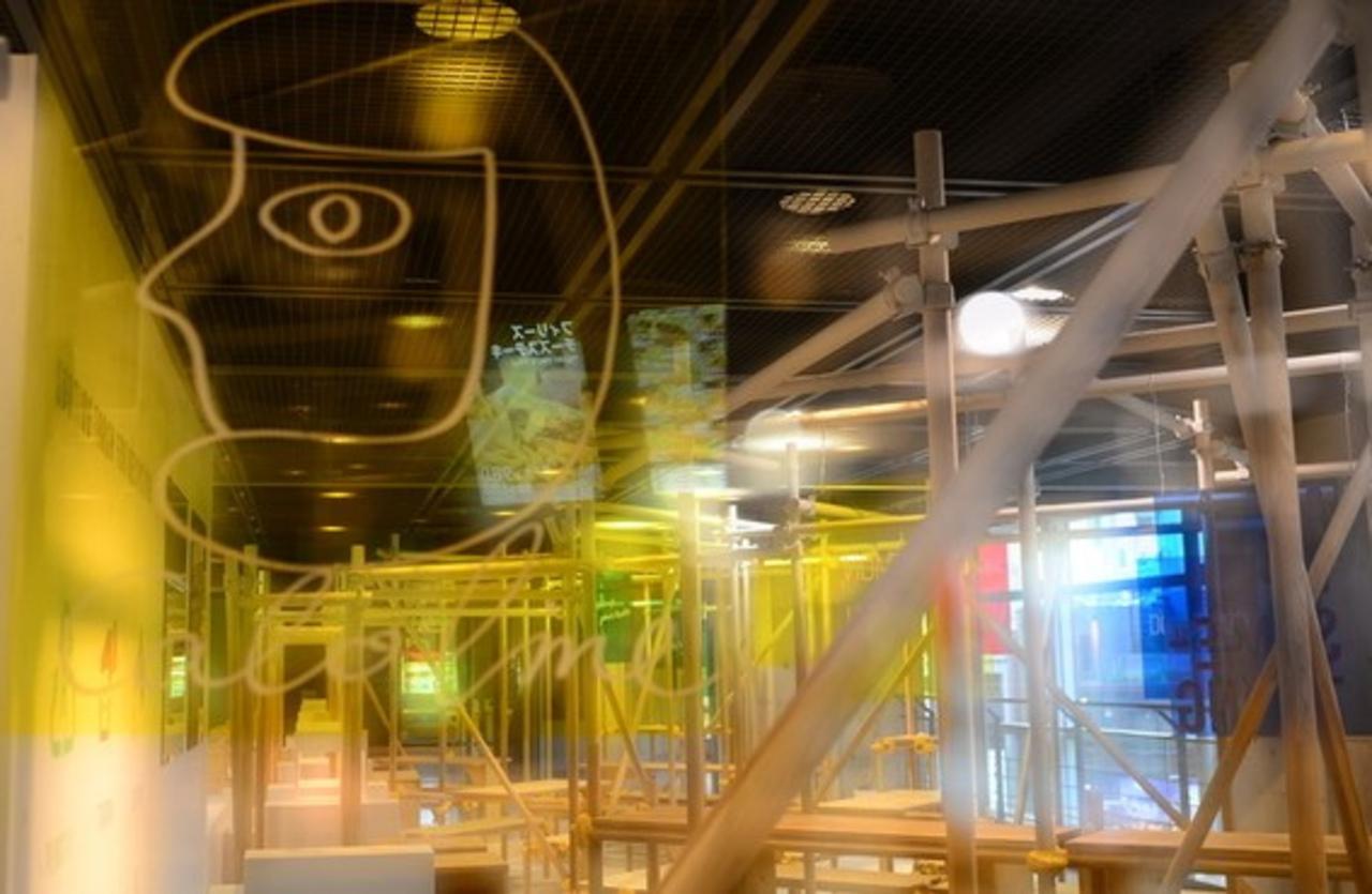 栄ナディナパーク3Fにジャンクカフェ「キャロライン」オープン