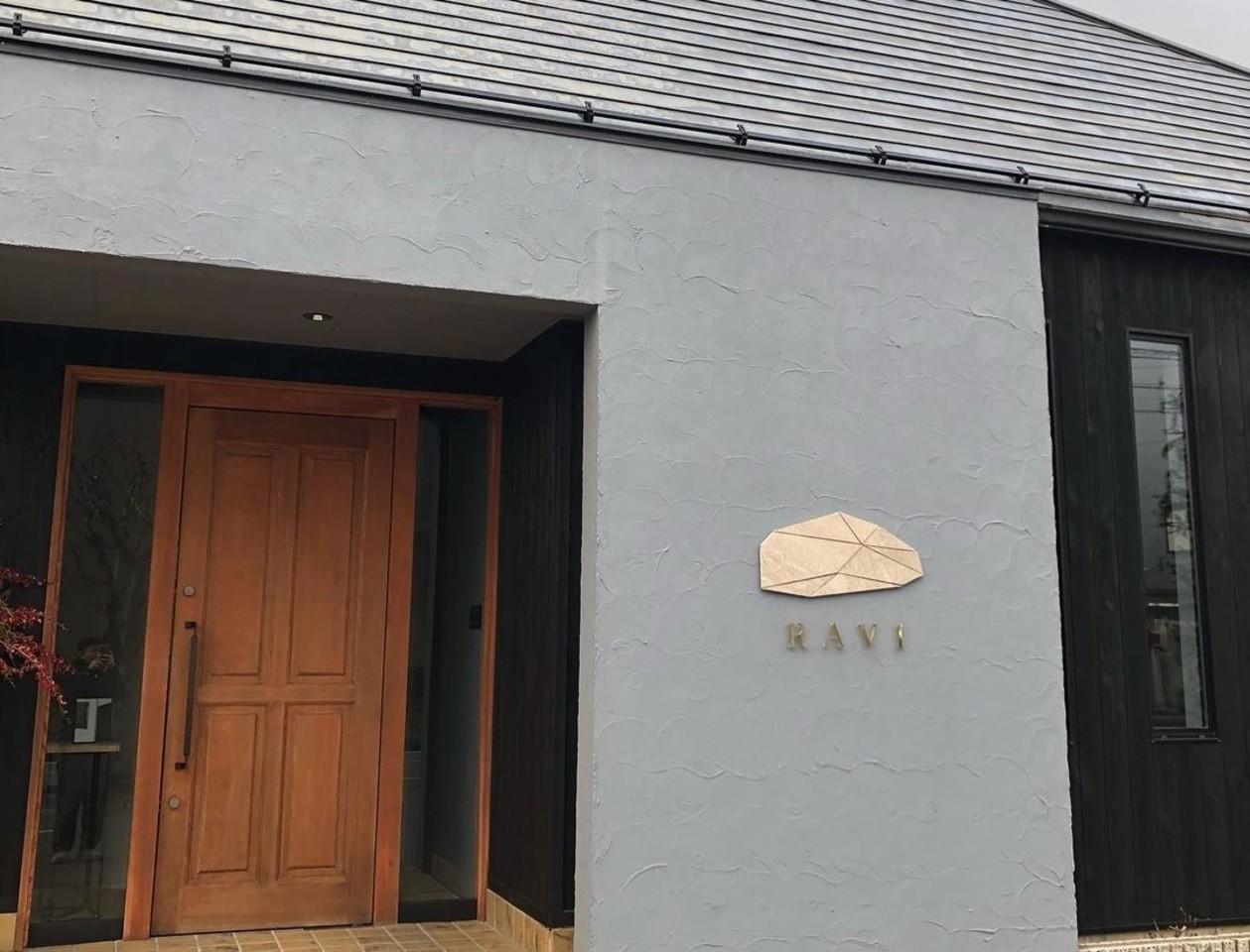 昔から夢だった自分の店...岐阜県郡上市八幡町中坪3丁目に「RAVI」11/24オープン