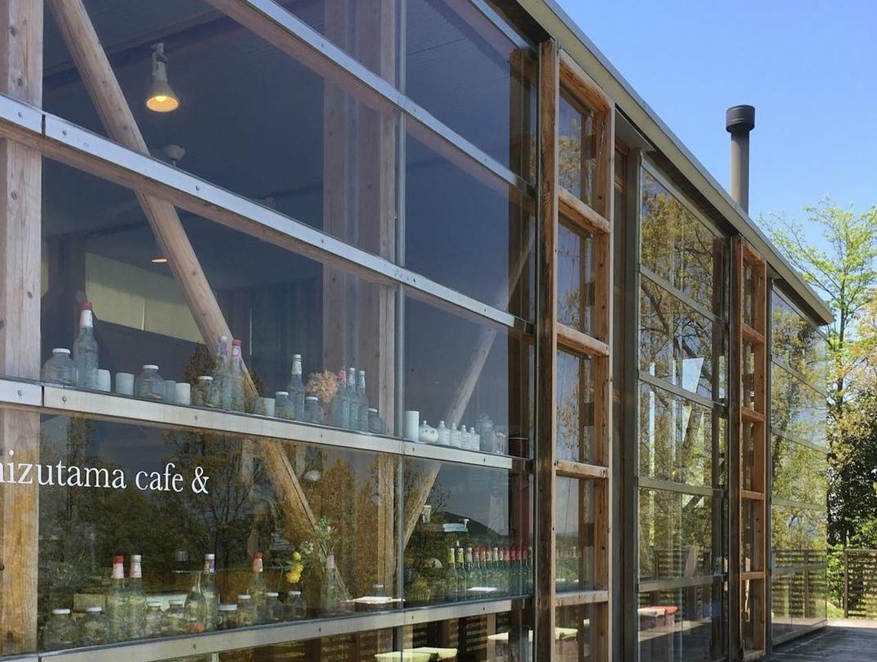 山奥にひっそりとあるカフェ。。熊本県上益城郡山都町尾野尻の『みずたまカフェ』