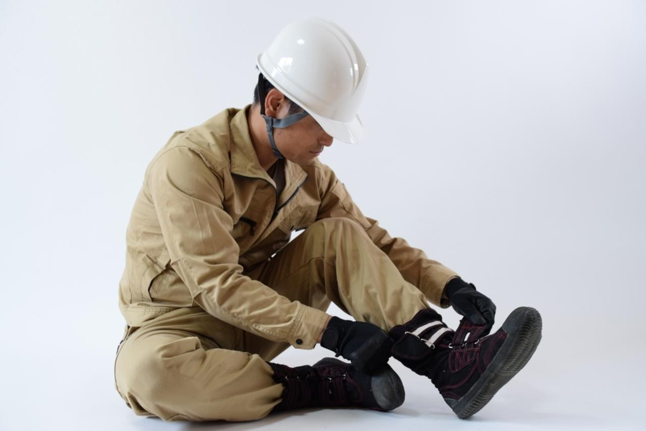 安全靴を使っている方へ、極上のインソール体感を!