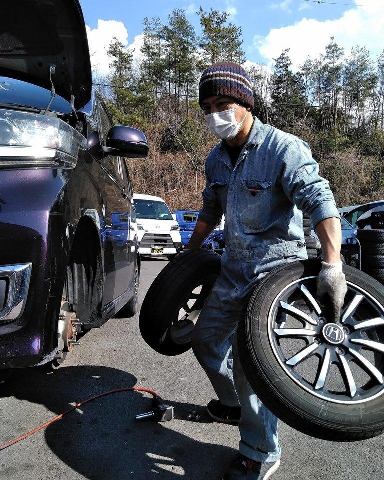 車の事ならガレージエムツーがオススメです!