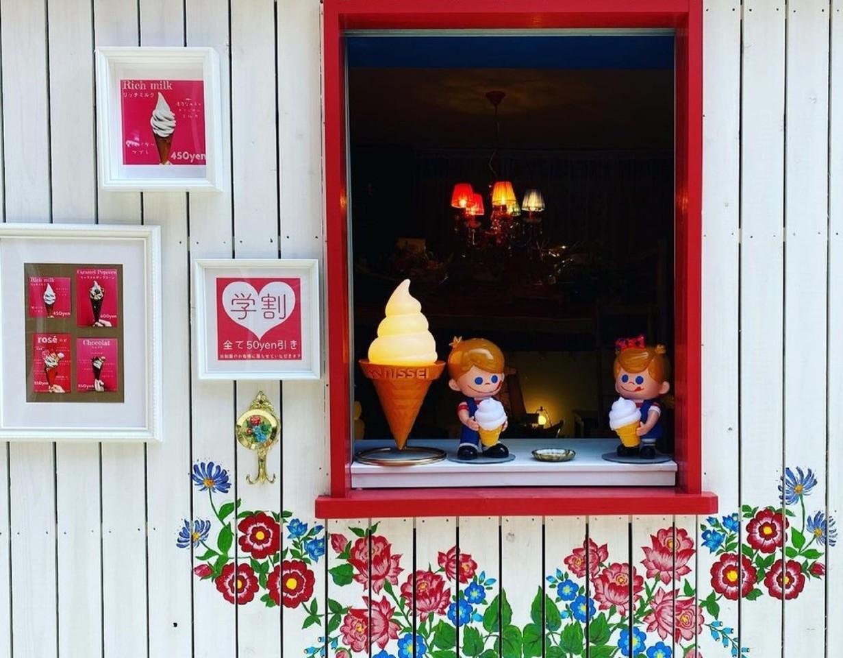 祝!4/20open『ミルクバートッコ』ソフトクリームのお店(静岡県三島市)