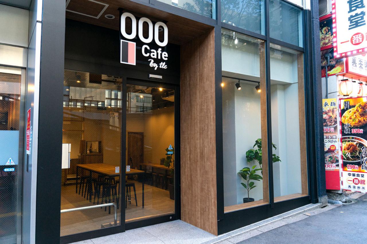 渋谷区桜丘町にコーヒースタンド併設型ポップアップスペース「000Cafe by tlc」オープン!