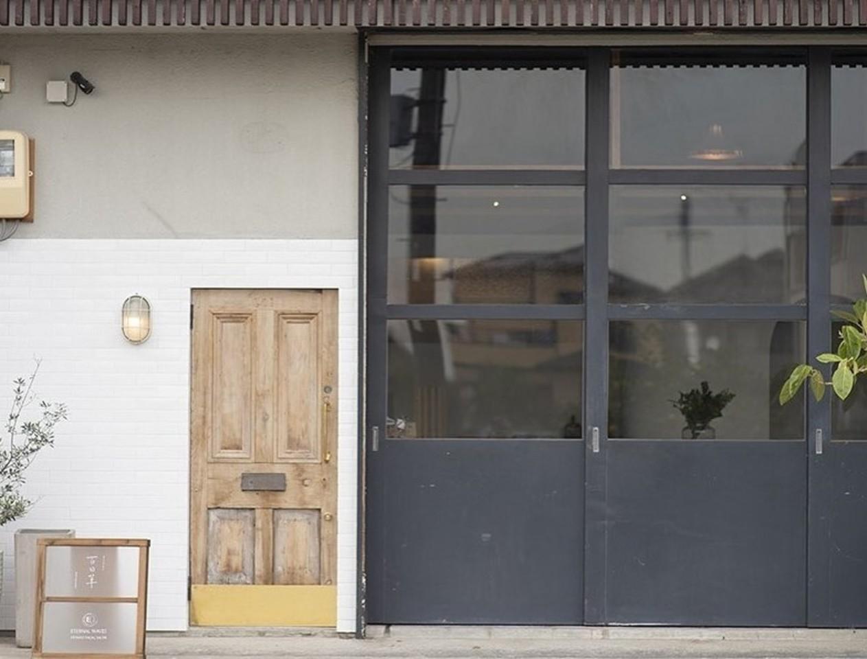 カフェとごはん。。大阪府泉佐野市羽倉崎上町の『百日草』