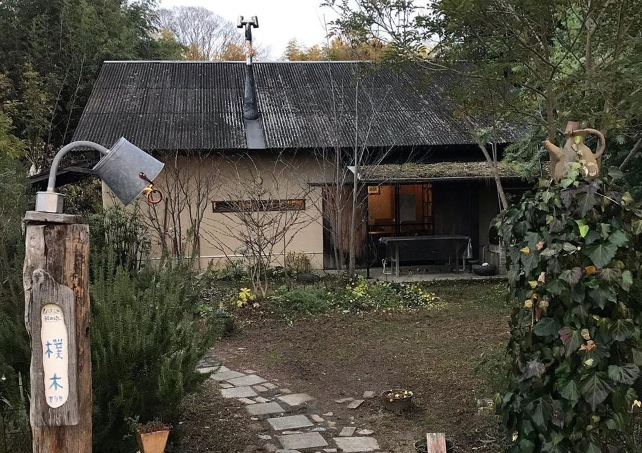 自家製天然酵母パン。。奈良県生駒郡安堵町窪田的場の『樸木』