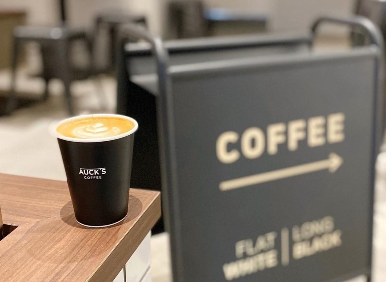 祝!12/9.GrandOpen『AUCK'S COFFEE』(大阪市中央区)