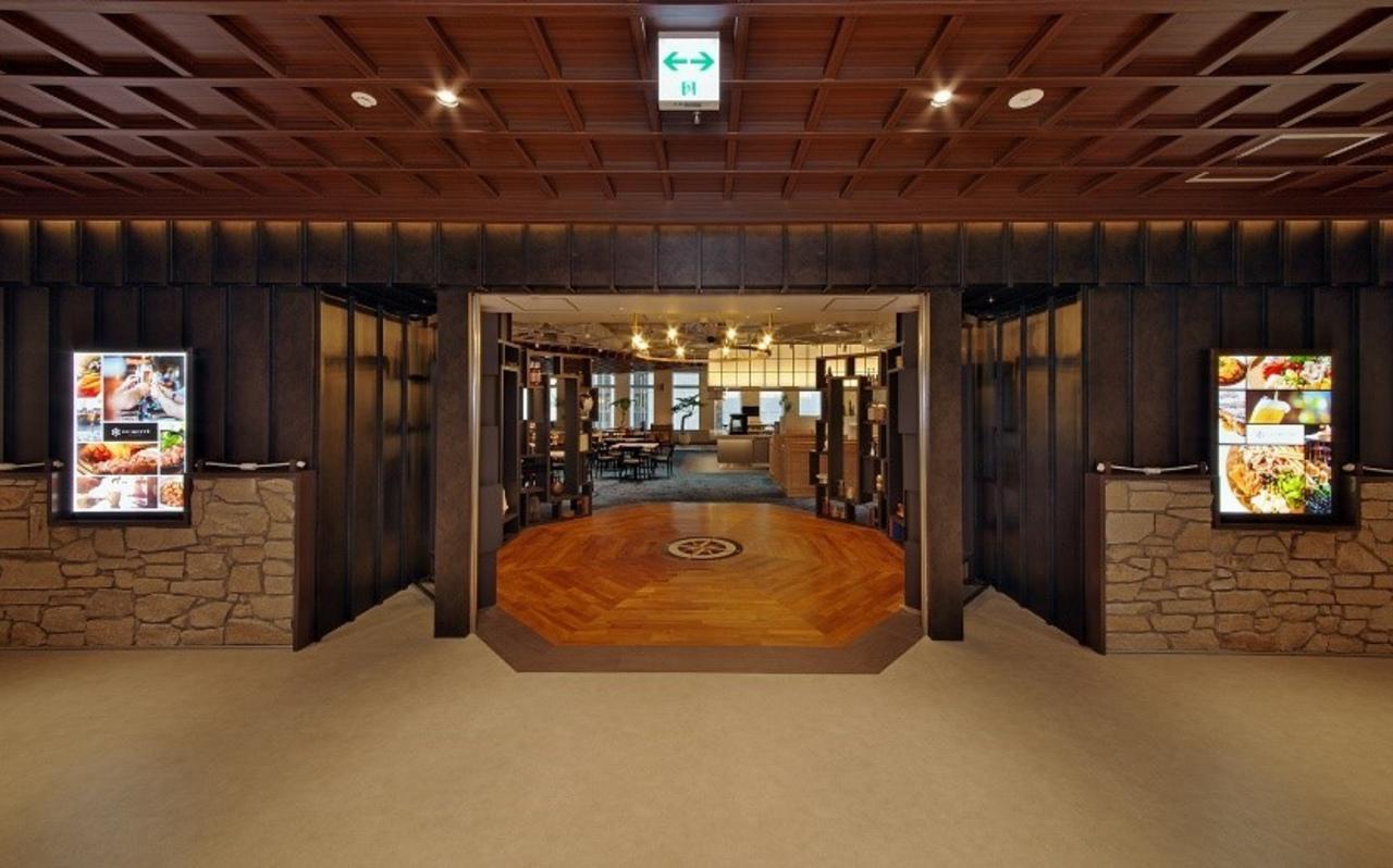 ヒト×仕事×食事×AI、大阪市北区中之島3丁目「中之島三井ビルディング」リニューアルオープン!