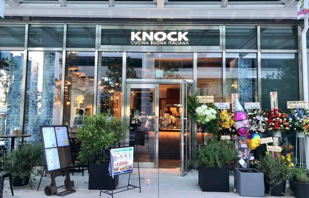 笑顔いっぱい陽気なレストラン...田町駅近くに「ノッククッチーナボナイタリアーナ田町店」本日オープン