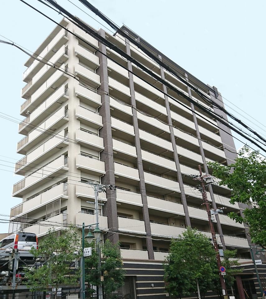 東淀川区豊新エリアの分譲マンションを紹介!!
