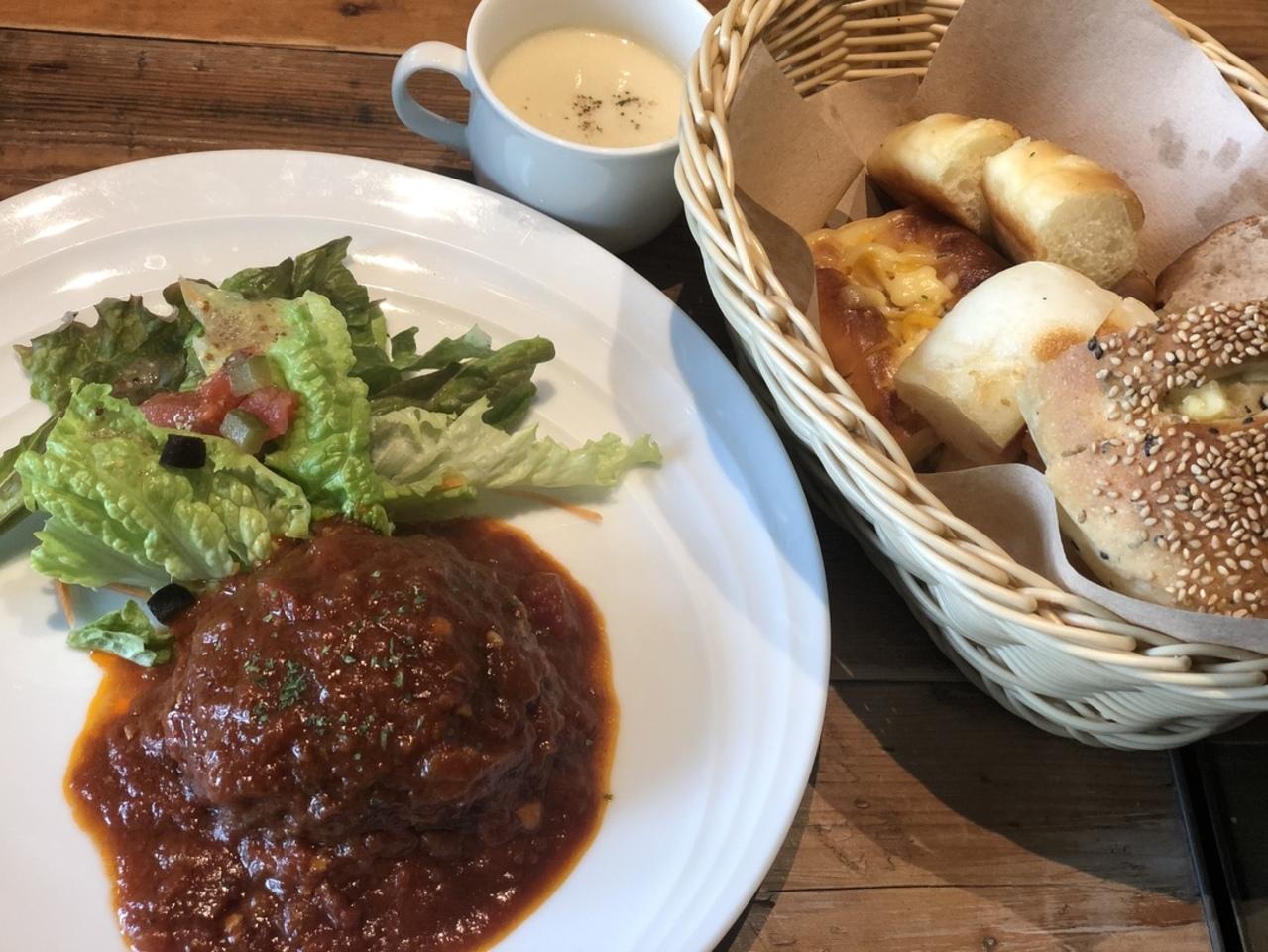 伊賀市 Chanto Cafe(ちゃんとカフェ)さんのランチ。。