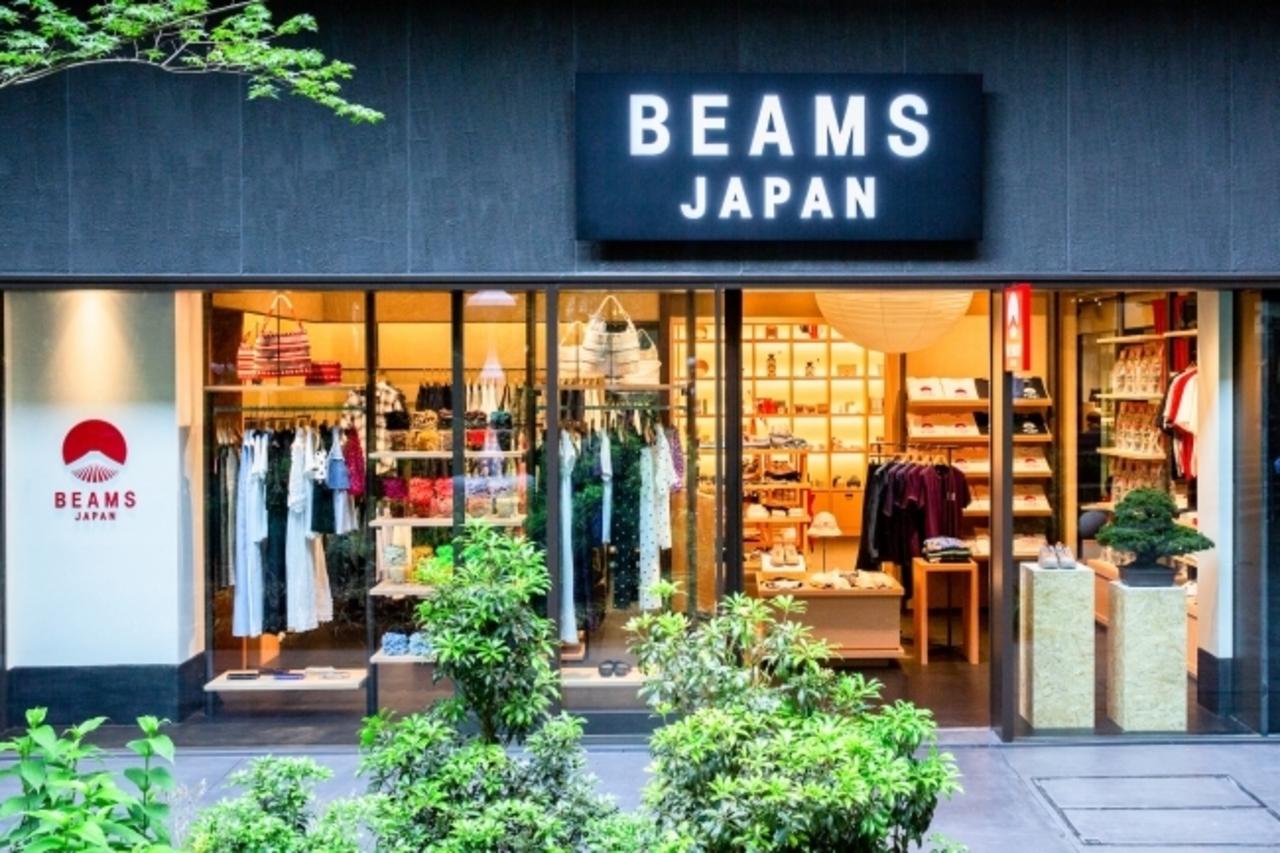 京都市中京区の新風館1Fに西日本初出店「ビームスジャパン京都」6月11日オープン!