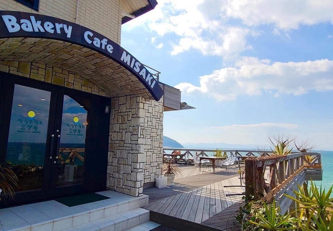 美味しいパンと。。。淡路島カリコリゾートに『ベーカリーカフェ ミサキ』4/3オープン
