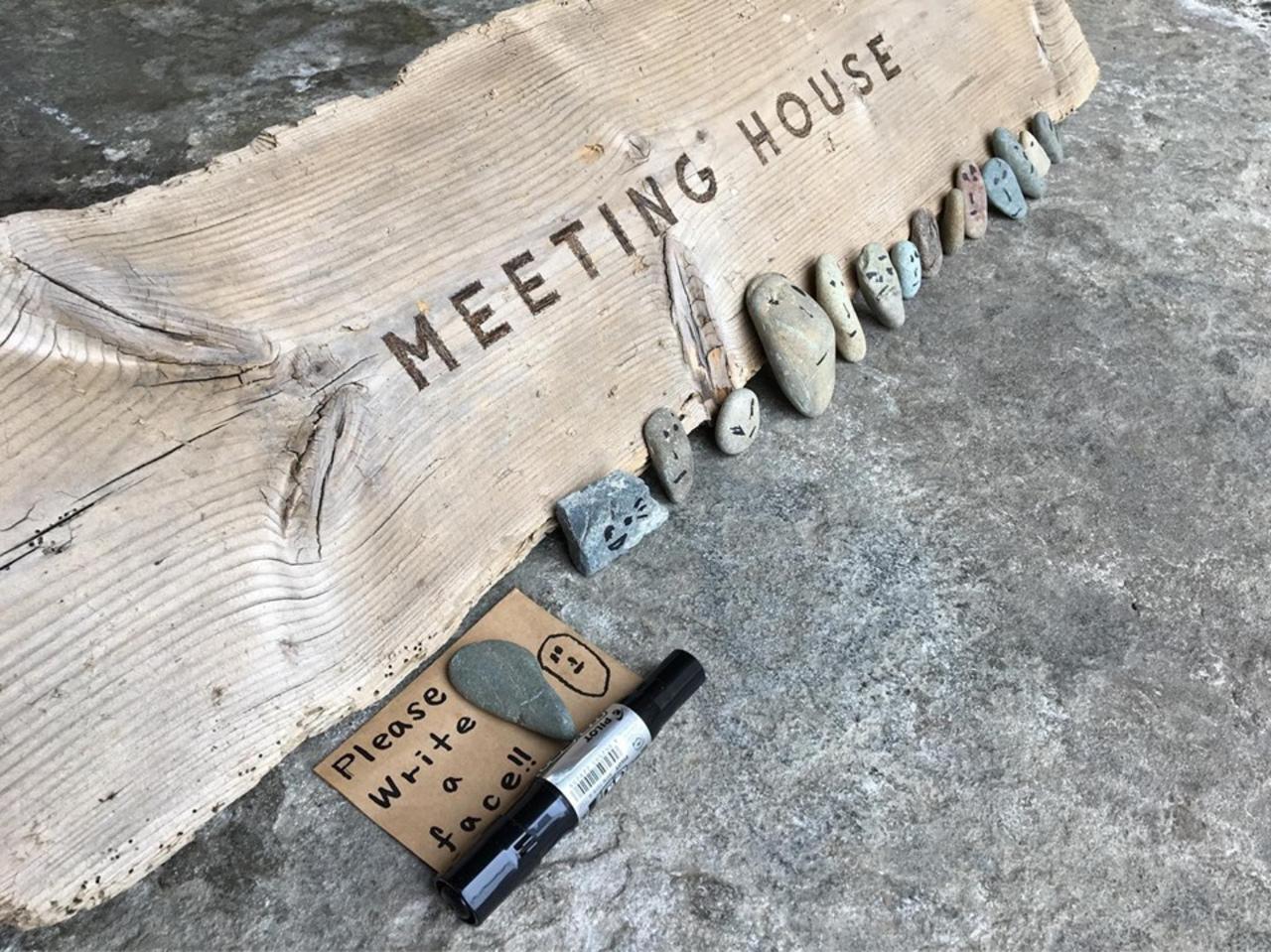 倉庫をリノベーションしたカフェ...宮城県仙台市青葉区上杉2丁目の『ミーティングハウス』
