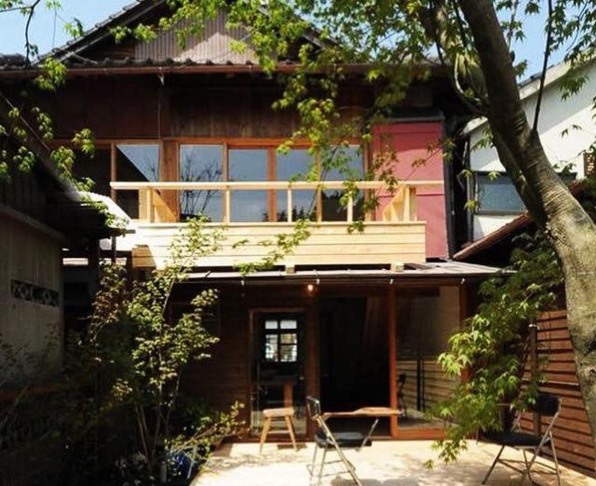古民家を町屋スタイルにリノベーション...熊本の甲佐町商店街に『ヨリドコロ えんがわ』プレオープン。