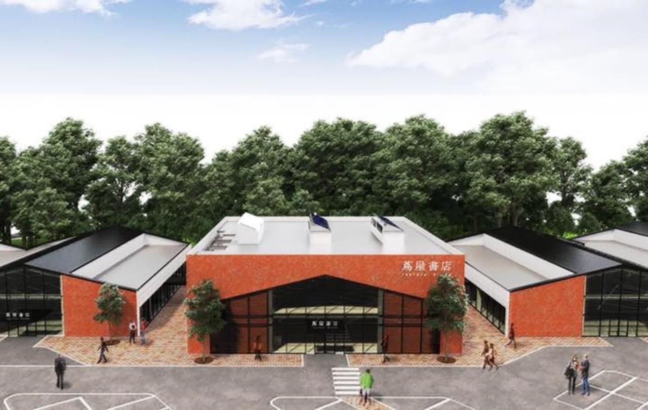 北海道江別市牧場町に大型ブック&カフェ「江別 蔦屋書店」11月21日グランドオープン!