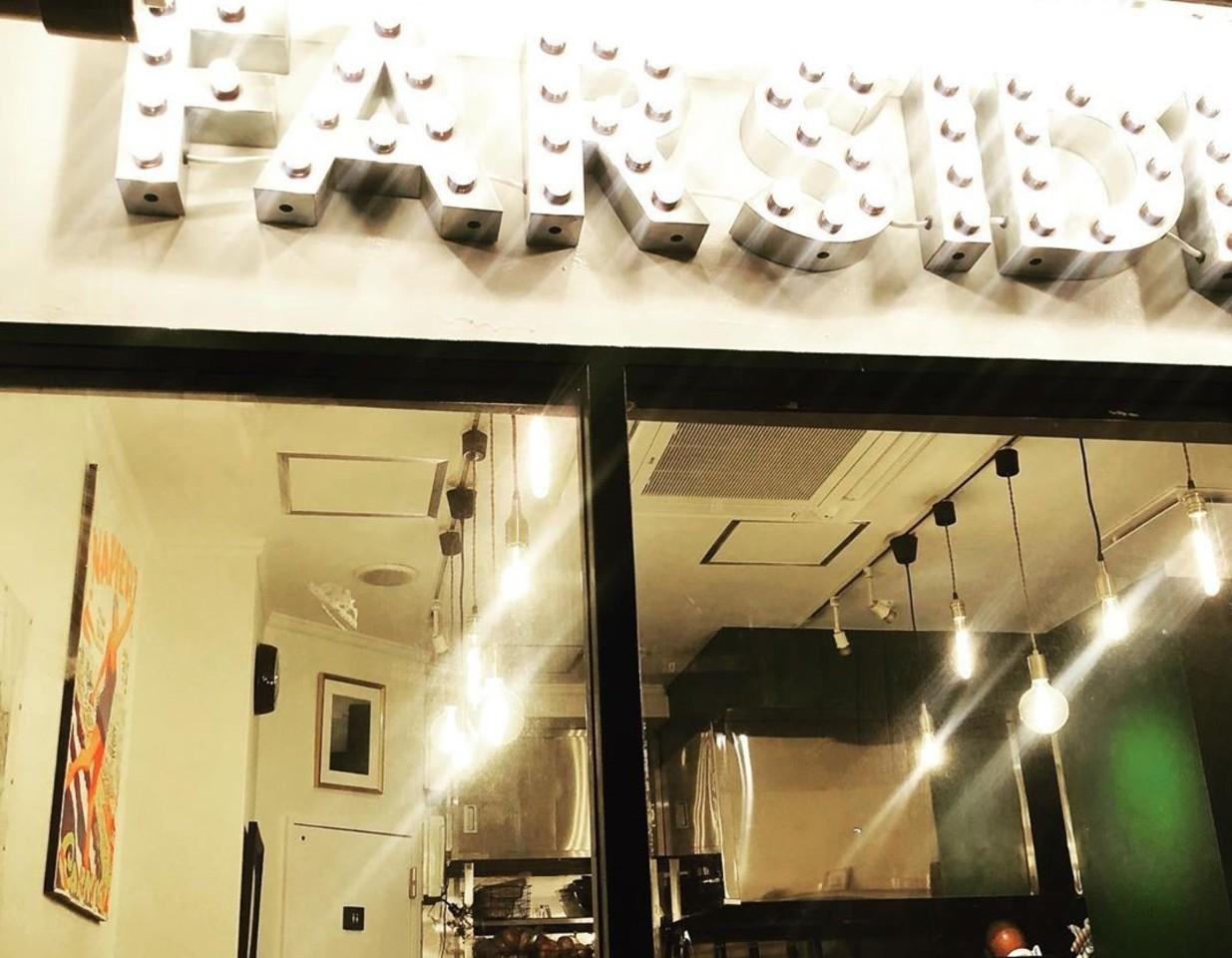 ローカルホットサンドイッチプレイス...東京都江東区亀戸6丁目の「ファーサイド」