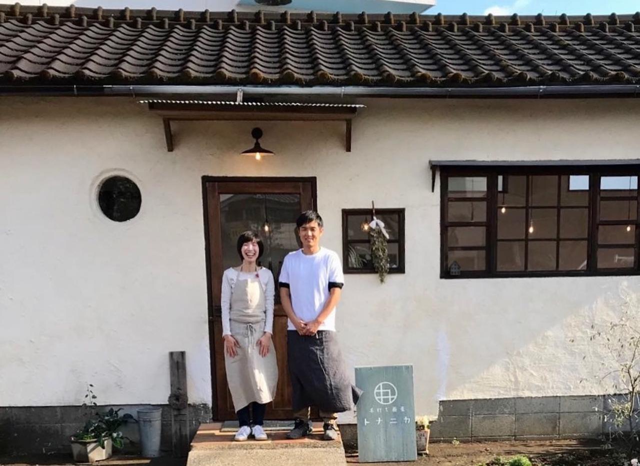 夫婦で営む小さな蕎麦屋...宮崎県東諸県郡綾町入野の手打ち蕎麦『トナニカ』