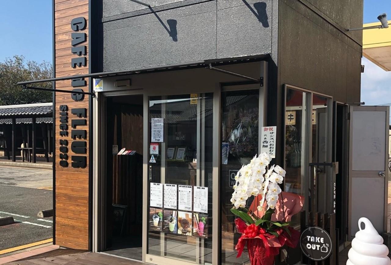 祝!10/2~プレopen『カフェdeフルール』テイクアウト専門(長崎市大村市)