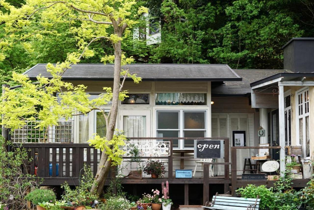 森の中の小さな一軒家。。奈良県奈良市奈保町の『アルカイック森の工房』