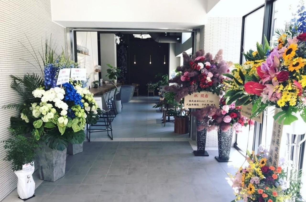祝!6/11.GrandOpen『コペルタ』カフェ(福岡市中央区)