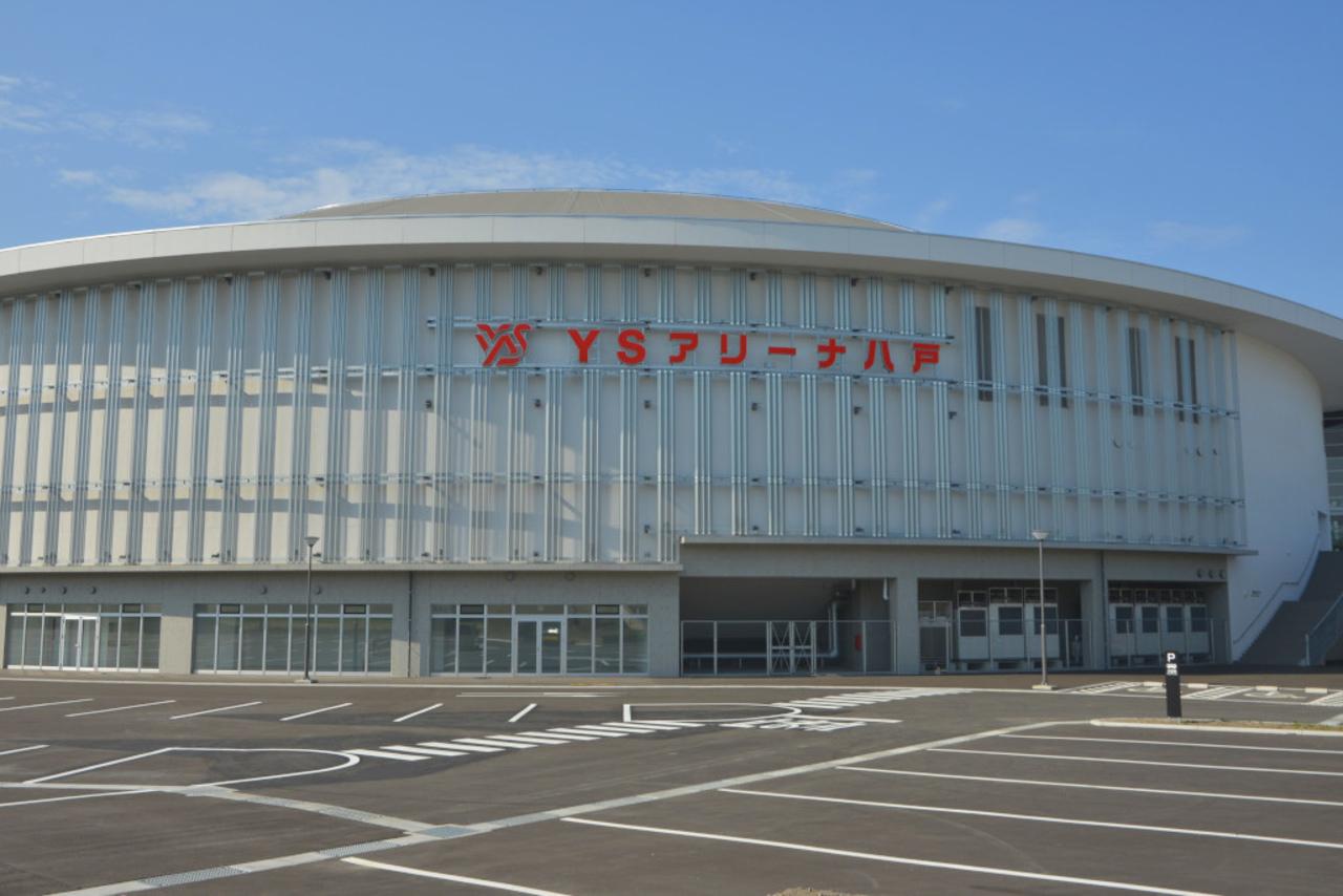 祝!9/29open『YSアリーナ八戸』長根屋内スピードスケート場(青森県八戸市)
