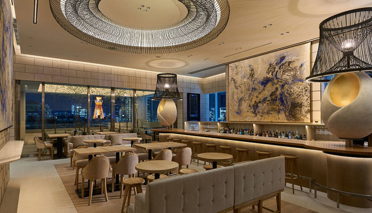 東京都港区の三井ガーデンホテル六本木プレミア14Fに「バルコントーキョー」1/24グランドオープン!