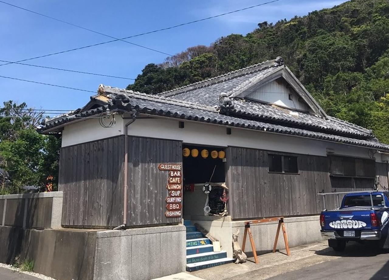 ビーチボーイズに憧れ...和歌山県日高郡美浜町三尾のゲストハウス&バー「ダイヤモンドヘッド」