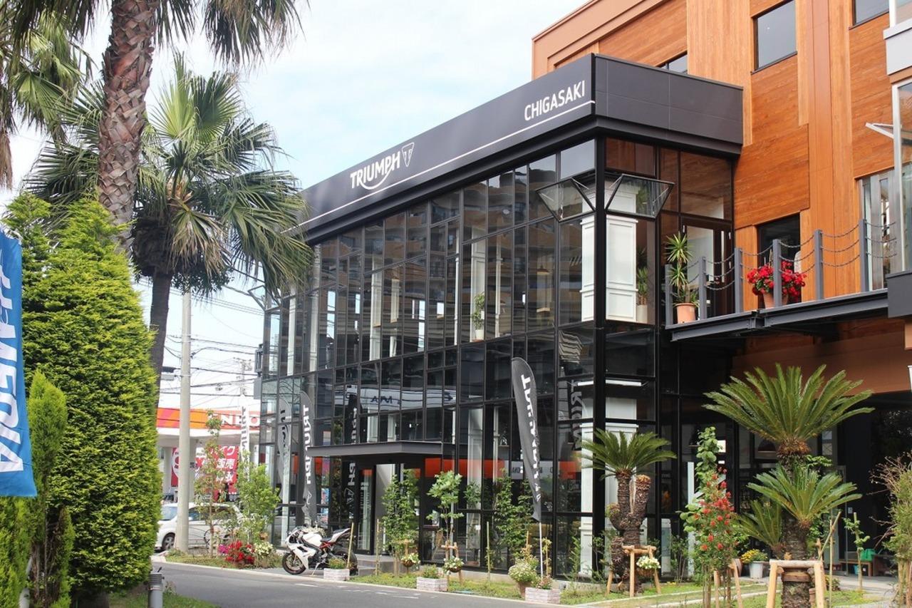 1902Cafeもオープン...神奈川県茅ケ崎市中島に「トライアンフ茅ヶ崎」本日グランドオープン