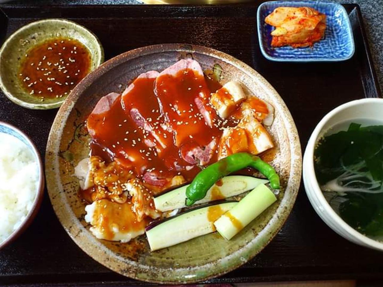 焼肉ランチ~焼肉北山下鴨店~