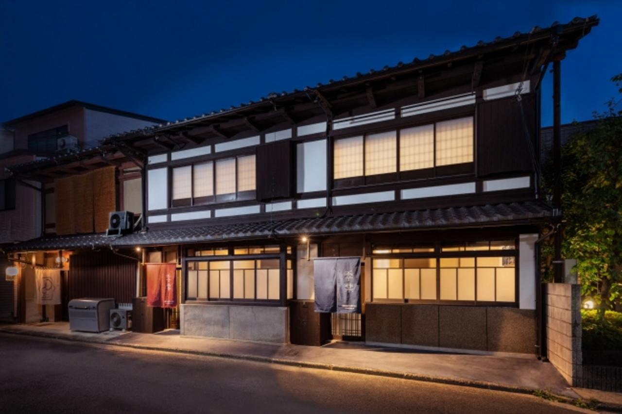 京都市下京区の一棟貸し宿『季楽 京都 銭屋町』
