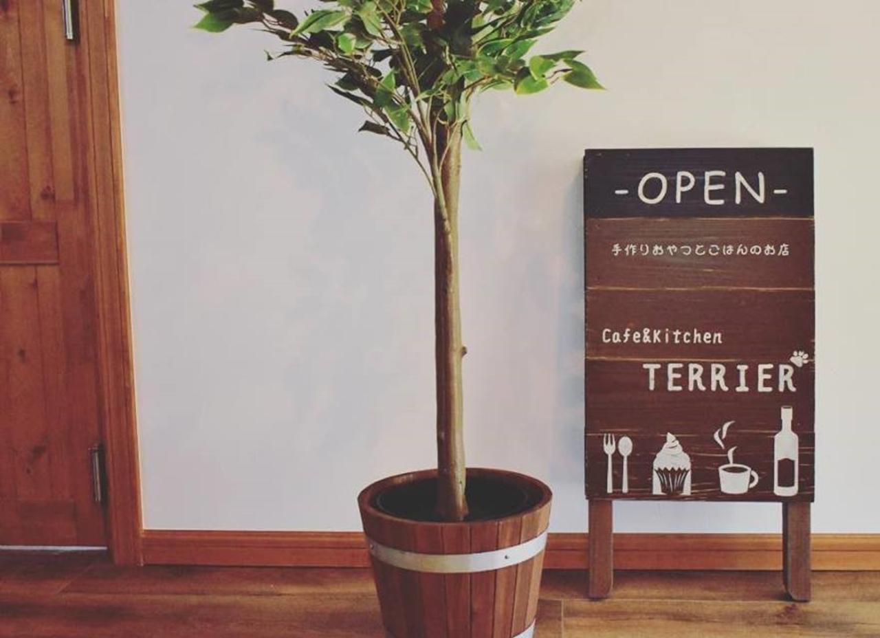 宮城県角田市角田字稔町にカフェ&キッチン「テリア」12/3オープンのようです。