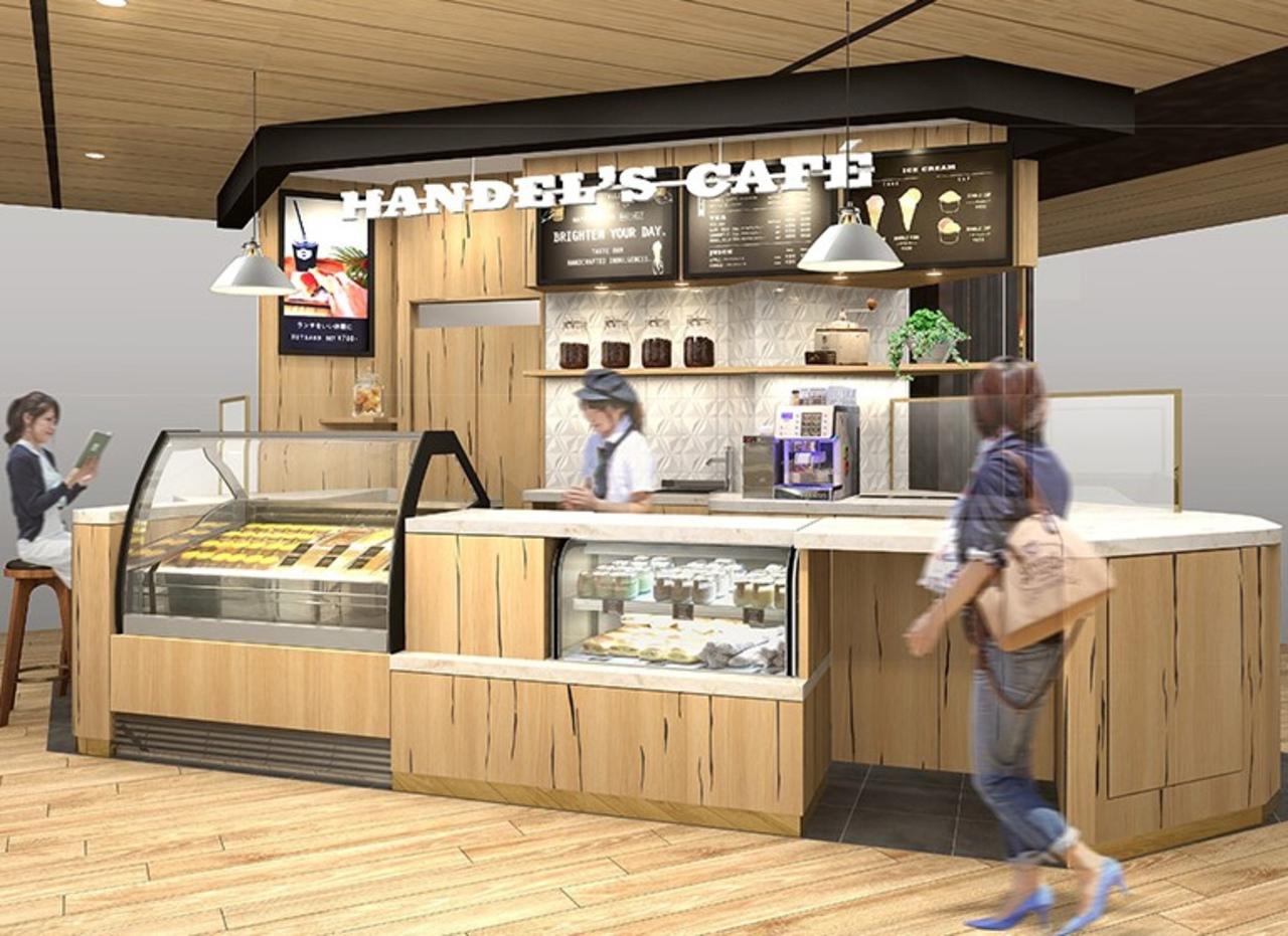 月額制飲み放題システム「ハンデルスカフェ ルクア大阪店」4月1日 GRAND OPEN!